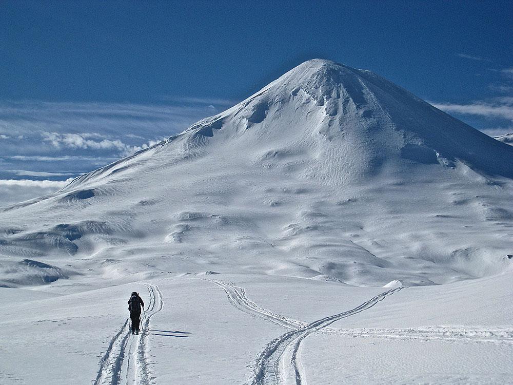 Volcano Ski Touring