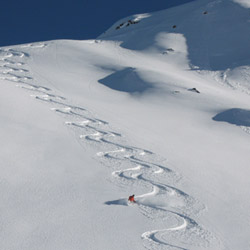 Andes Skiing Tour