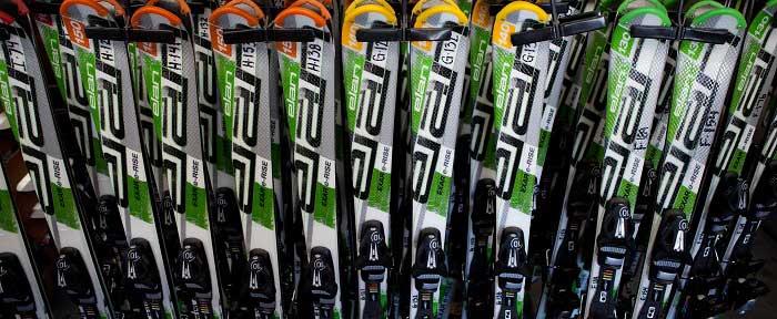 Chilean ski rentals