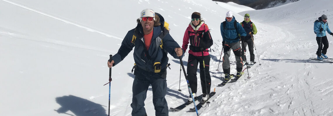 Chile Volcanoes Ski Touring